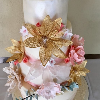 Wedding Cake Designs on the Costa Blanca