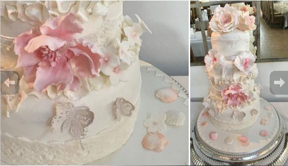 Wedding Cake Designs on the Costa Blanca