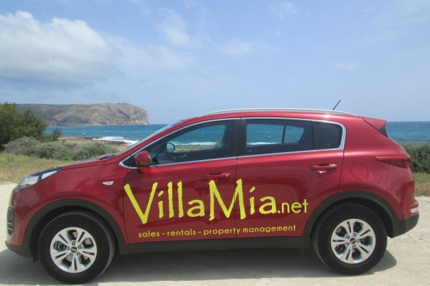 Long Term Rentals in Javea Spain from VillaMia Javea