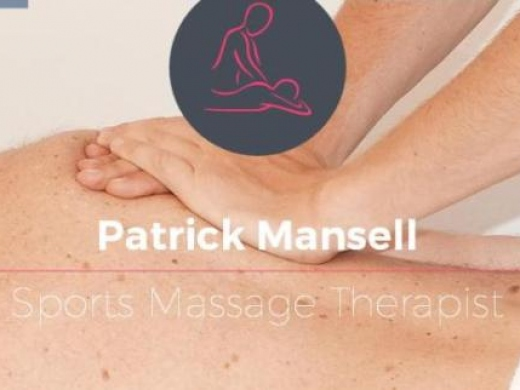 Patrick Mansell - Sports Massage Therapist