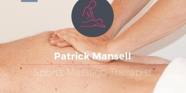 Patrick Mansell - Sports Massage Therapist