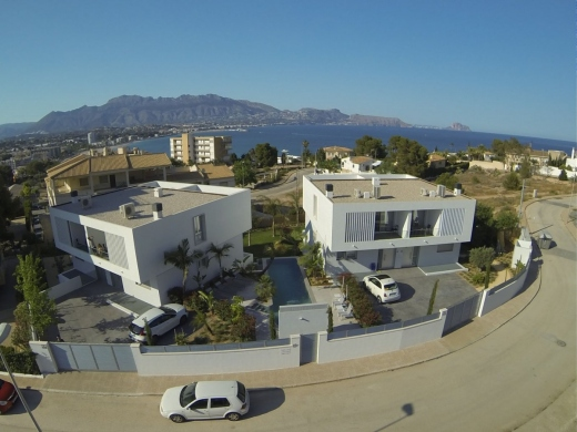 4 bed villa in Albir