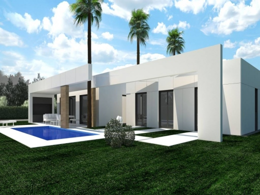 3 bed new build in Costa Blanca North