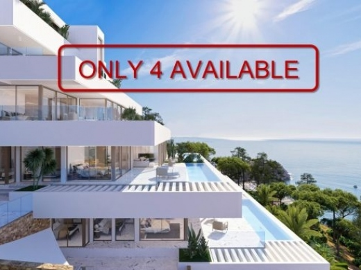 3 bed apartment in Altea
