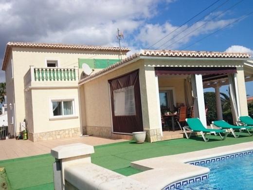 6 bed casa / chalet in Calpe / Calp