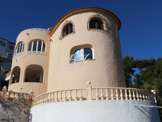 3 bed villa in Benissa Costa