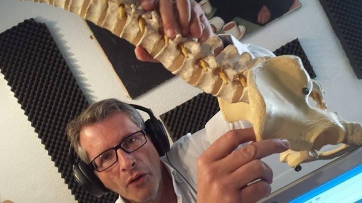 Javea Osteopath - Jeremy M Kenton