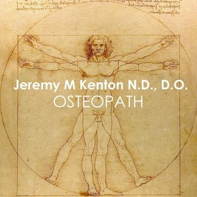 Osteopath - Jeremy M Kenton