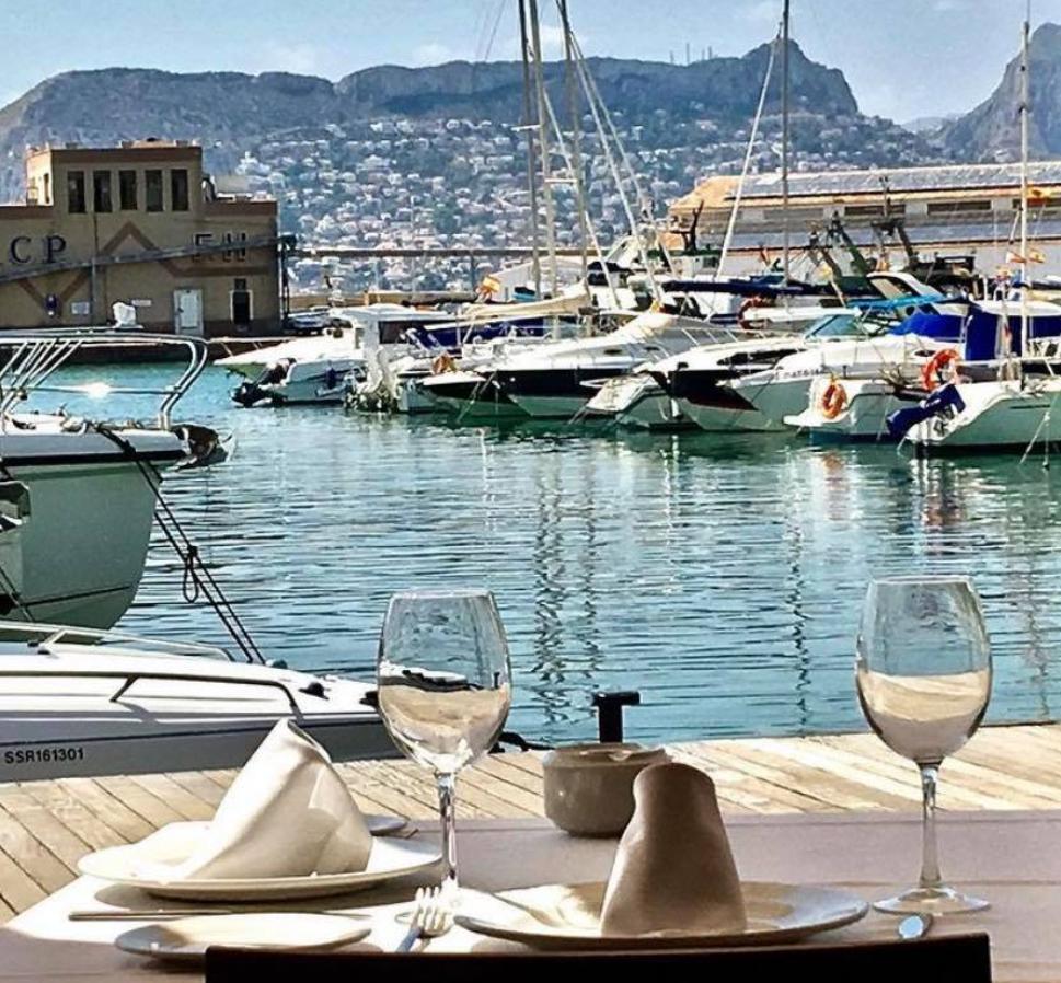 Calpe Port & Marina