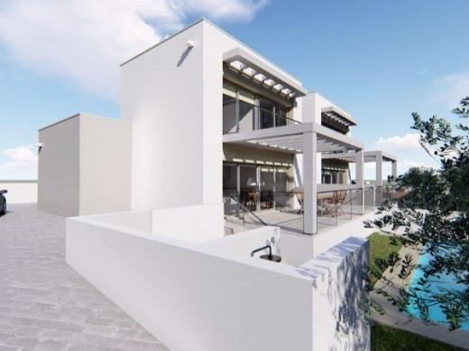 3 bed new build villa in Moraira