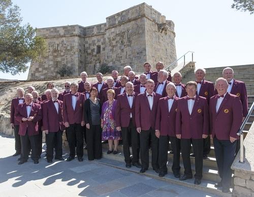 Costa Blanca Male Voice Choir