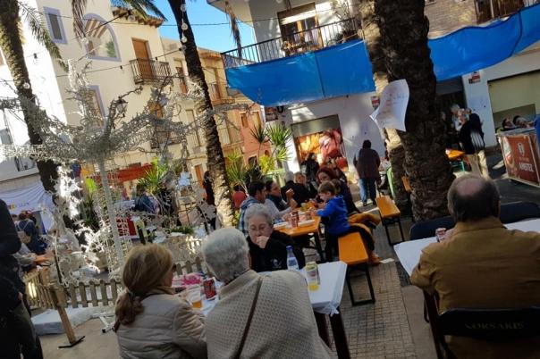 Markets in Calpe: Christmas Fair (December 2019)
