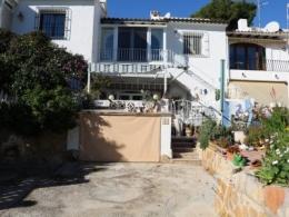3 bed bungalow in Moraira
