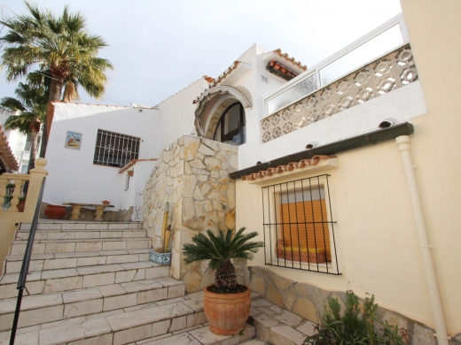 1 bed villa in Moraira