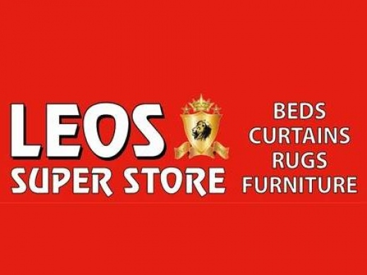Leo's Superstore - Beds, Curtains, Rugs & Furniture