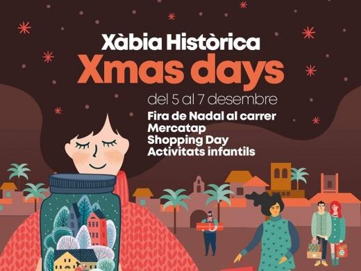 Christmas Activity Days at Javea Port & Historic Centre