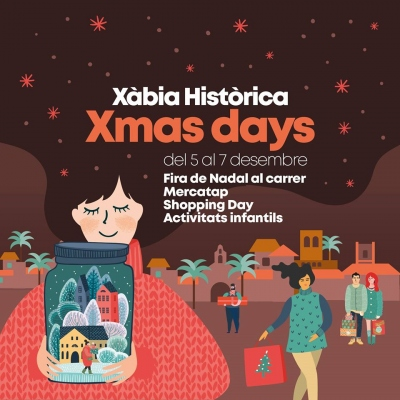 Christmas Activity Days at Javea Port & Historic Centre