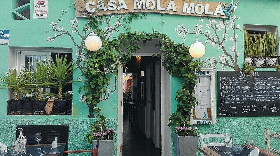 Casa Mola Mola