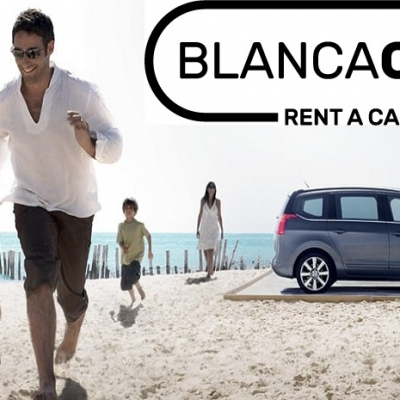 10% Discount off ALL INCLUSIVE CAR HIRE from Blancacars