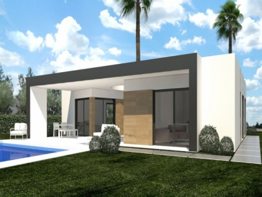 3 bed new build in Javea