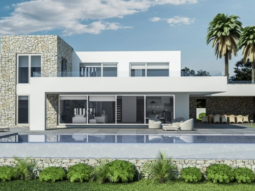 5 bed villas / chalets in Denia