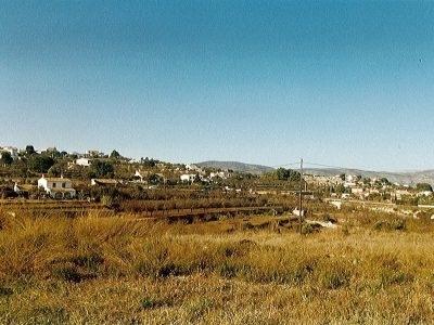 land in Benissa