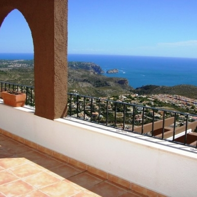 1 bed apartments & duplex in Benitachell inc Cumbre del Sol