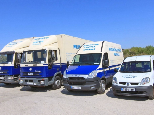 Cooper Removals & Storage Costa Blanca