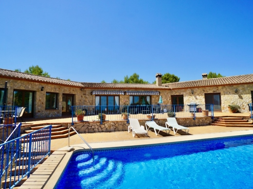5 bed country houses - fincas in Benissa