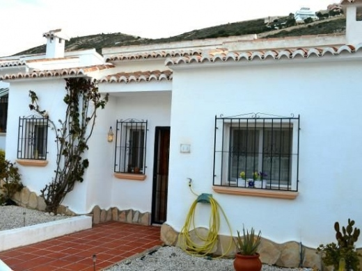 3 bed casa / chalet in Benitachell
