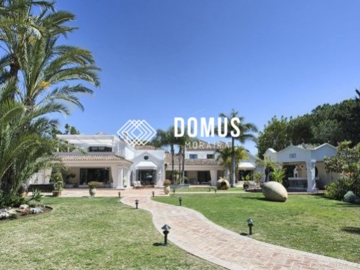11 bed villa in Marbella