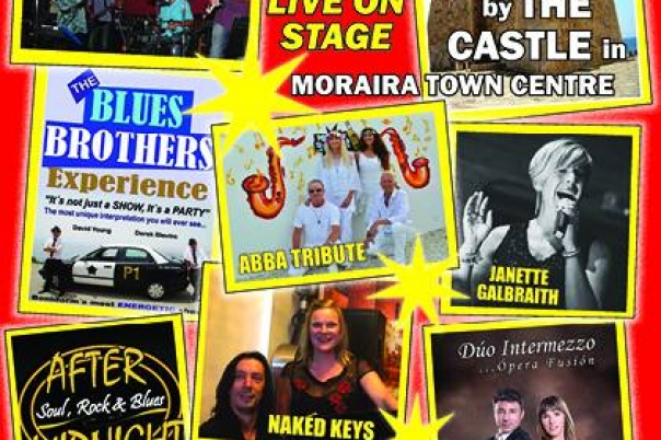 Festivals in Moraira: Moraira Music Festival (June 2020)