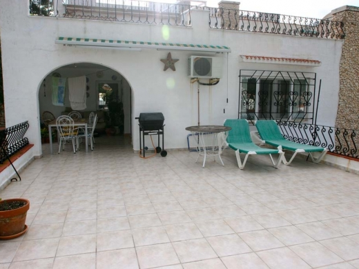 3 bed apartment in Benissa