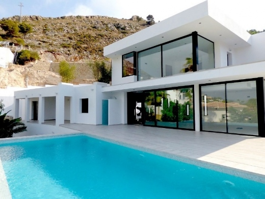 4 bed villa in Moraira