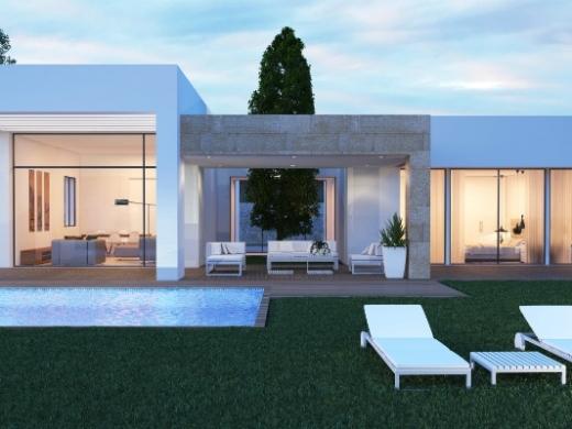 3 bed new build villas in Javea