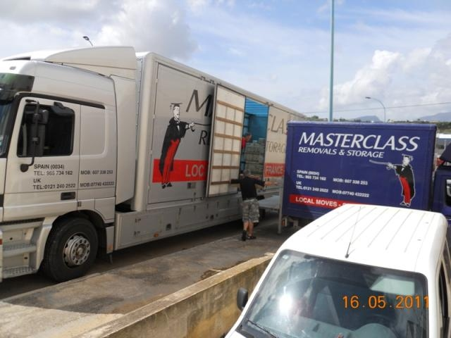 Masterclass Removals