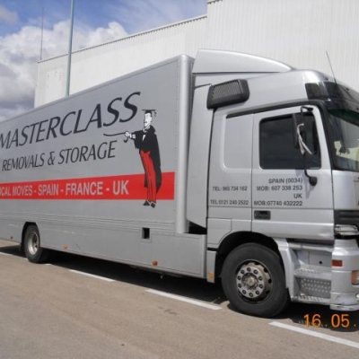 Masterclass Removals - Costa Blanca Removals