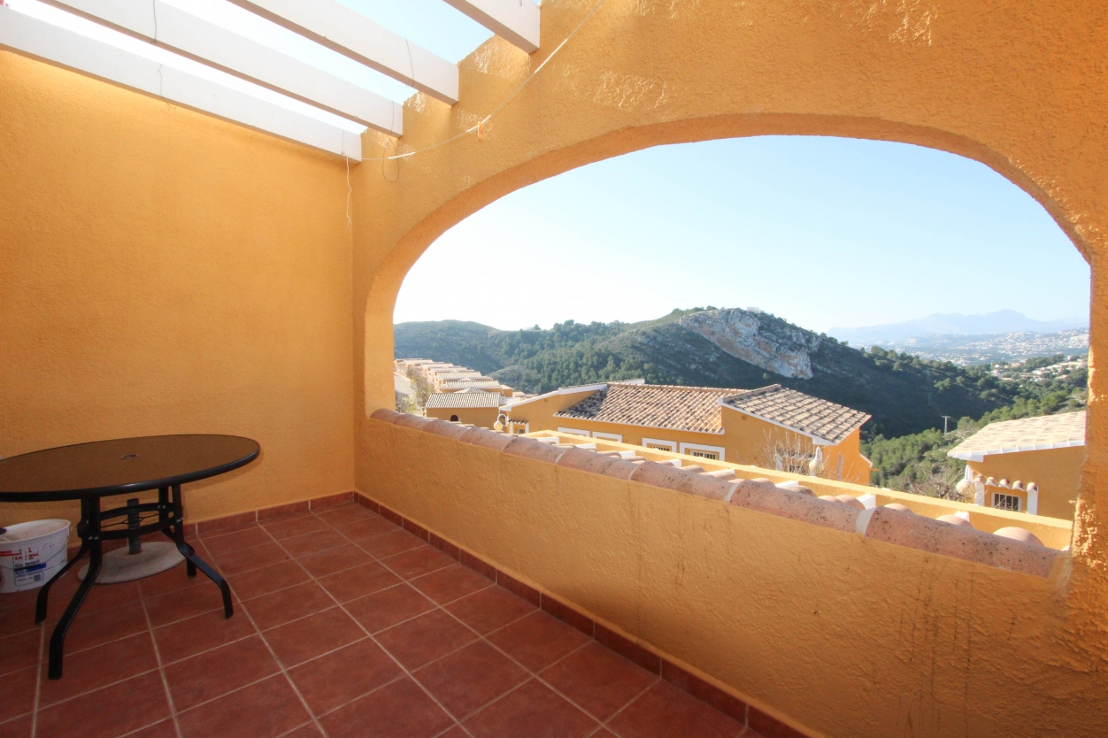 2 bed apartments / penthouses in Benitachell