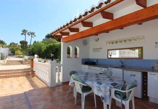 2 bed villa in Javea