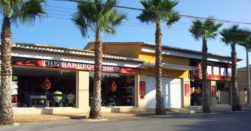 The Barbecue Shop Calpe