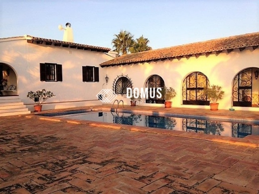 6 bed house in Benissa