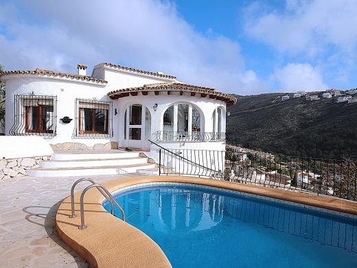3 bed villa in Moraira - Benitachell