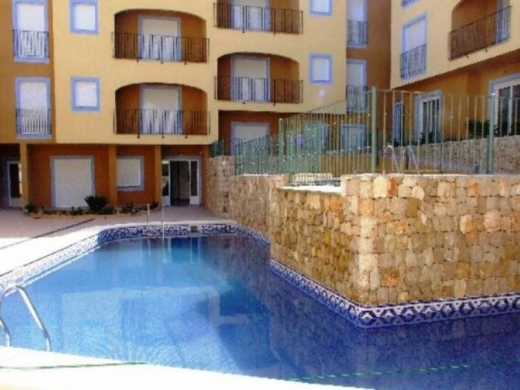 1 bed apartments in Teulada