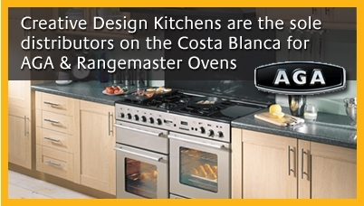 Creative Design Kitchens Costa Blanca