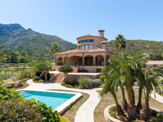 4 bed finca / country house in Jalon