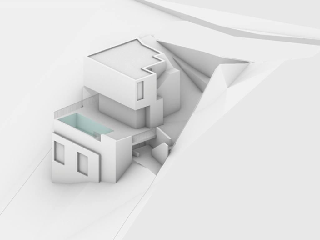 3 bed new build in Benissa