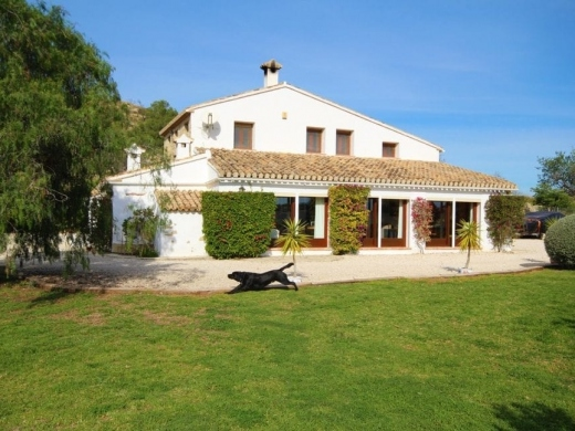3 bed finca / country house in Benissa Costa