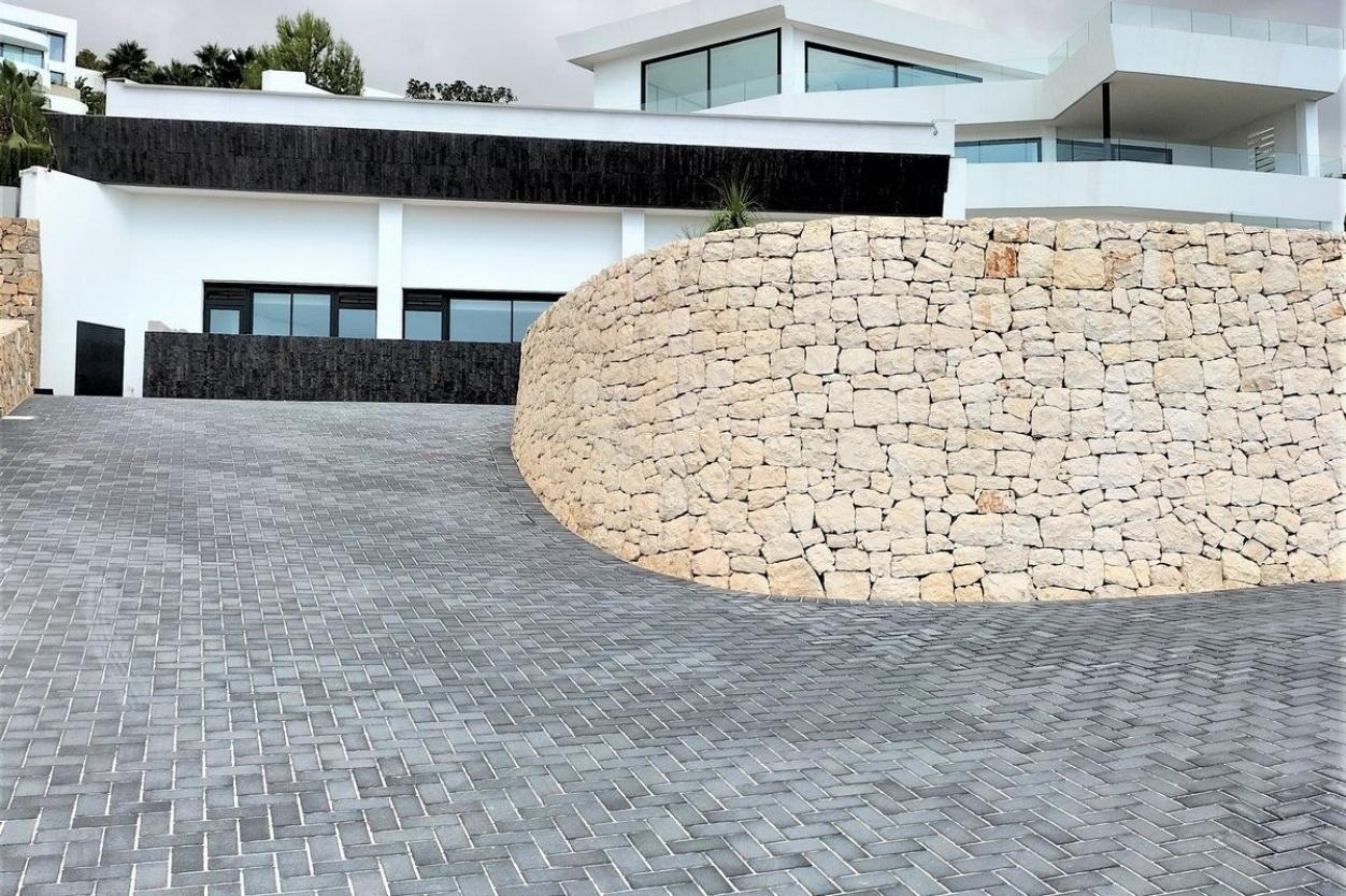 9 bed villa de lujo in Benissa