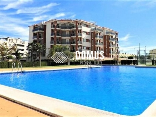 3 bed apartment in Denia