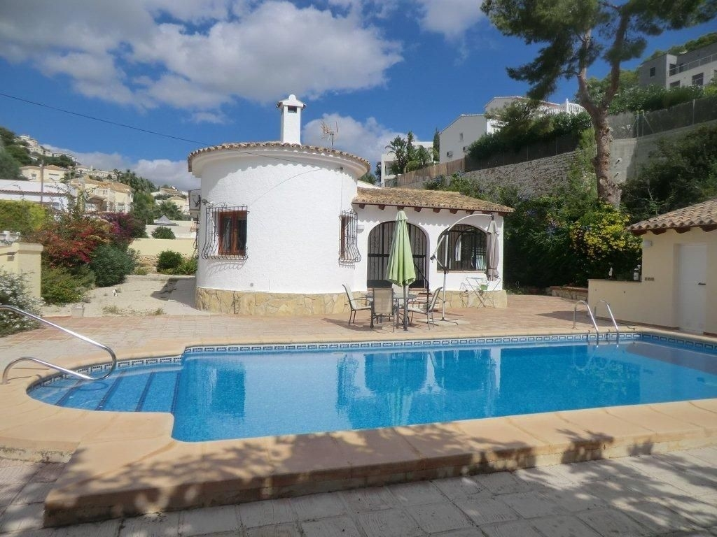 3 bed casa chalet in benissa property for sale in for Casa chalet